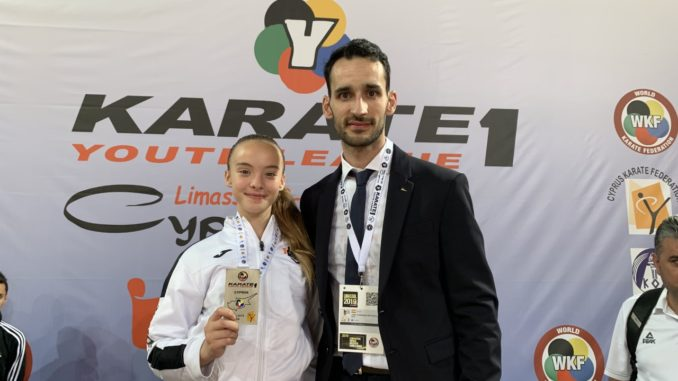 Julieta Álvarez consigue la segunda plaza de la Liga Mundial