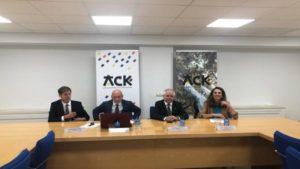 Norberto Ortiz presidirá la Asociación Española de Clubes de Kárate