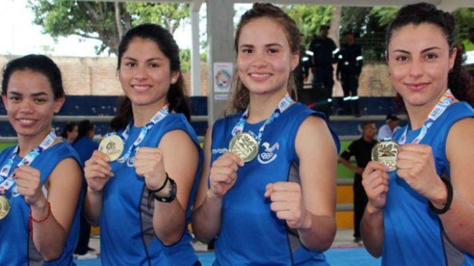 Ecuador se cuelga tres medallas de oro en el Open de Karate de Kazajistán