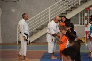 Celebrado con gran éxito el 28º Curso de Campeones a cargo del maestro José Herrera