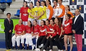 El Club granadino No-Kachi revalida el título de CAMPEÓN de España de clubes