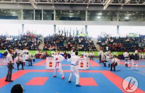 Lanzarote regresa sin medallas del Campeonato de España de Karate