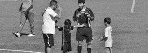 ¿Por qué los padres deben dejar de entrenar desde fuera?