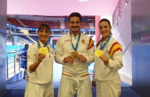 El kárate español pide apoyo a las instituciones para seguir siendo olímpico en París 2024