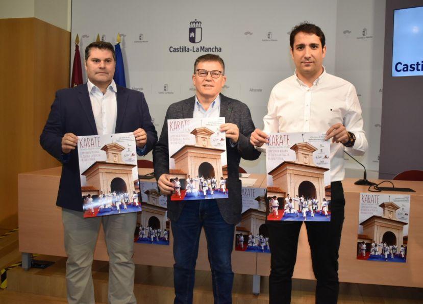 Albacete acogerá el Campeonato Regional de Kárate en Edad Escolar