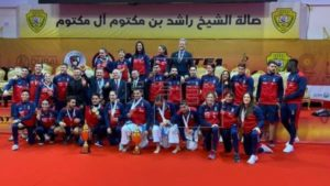 El kárate español quiere más medallas, esta vez en Salzburgo