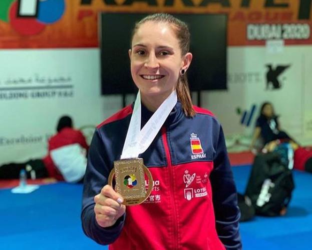 La cántabra Nadia Gómez peleará por el oro en la Premier League de Salzburgo