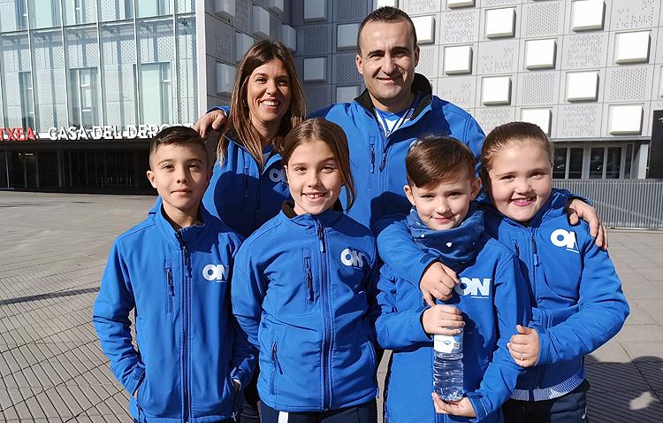 El club de karate «ON Sport&Wellness» de Utrera se hace con seis podios en la liga nacional 0 (0)