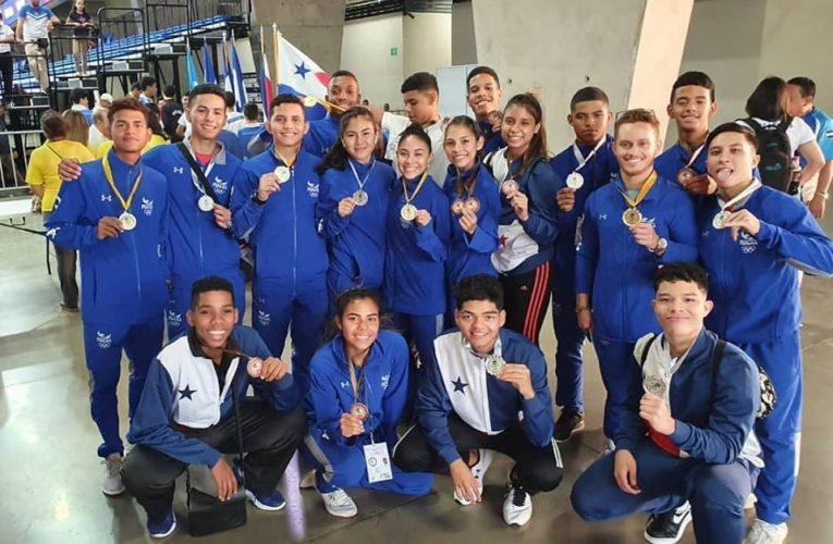 Panamá sigue sumando preseas en karate