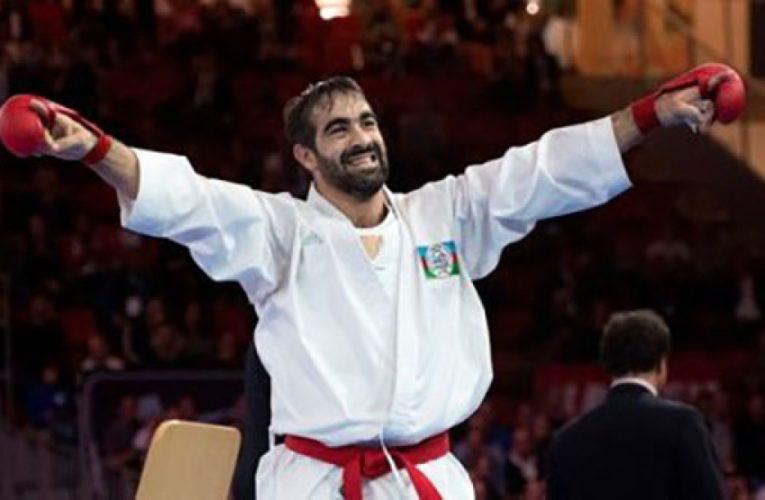 Rafael Aghayev ganó licencia para los Juegos Olímpicos de Tokio 2020 0 (0)
