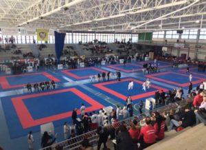 Benigànim decidirá quienes son los Campeones en la Final Autonómica de Karate