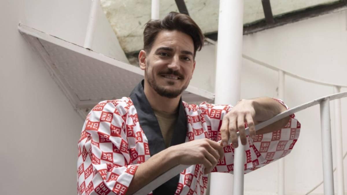 """Damián Quintero: """"Ahora me toca entrenarme en un sótano"""" 0 (0)"""