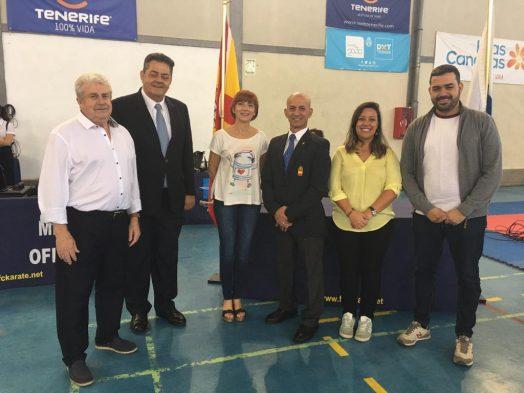 La cantera del kárate se da cita en el IV Campeonato Eliseo Díaz