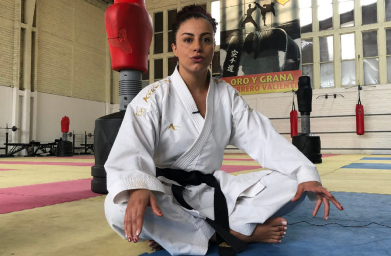 Jacqueline Factos no competirá en el torneo de karate Premier League
