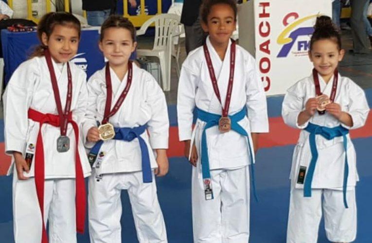 Iker Montiel y Sofía González se proclaman campeones autonómicos 0 (0)