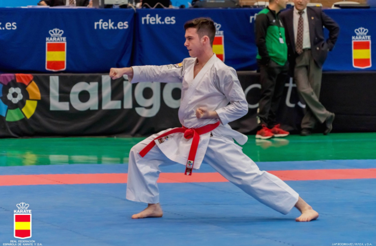 El karateca cordobés Juanmi Osuna se cuelga el bronce en la liga nacional de Karate 0 (0)