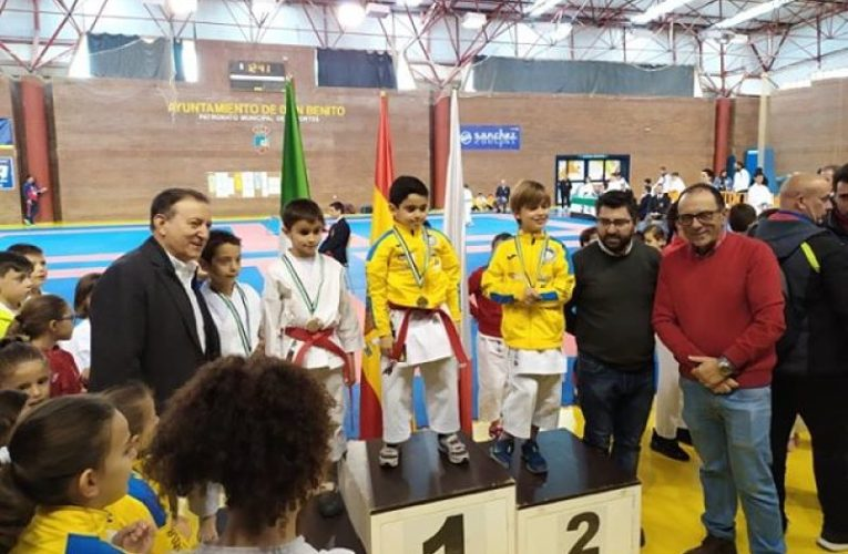 Siete oros, dos platas y dos bronces para el Kárate Shotokan