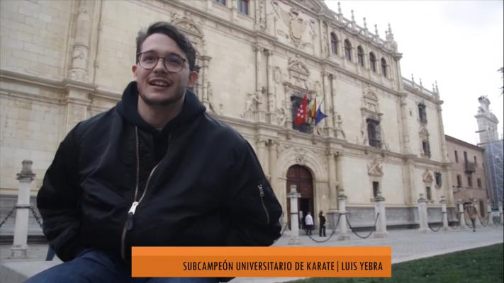 Entrevista a Luis Yebra, Subcampeón Universitario de Karate de Madrid