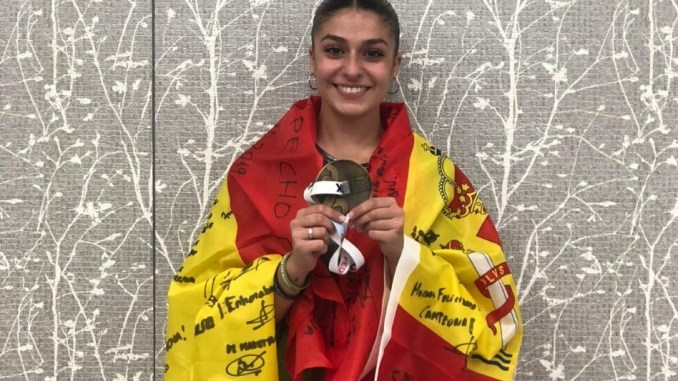 Marta García estará en el Europeo absoluto de Azerbaiyán 0 (0)