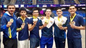 Karatecas salvadoreños reaccionan a la suspensión del Preolímpico en Francia
