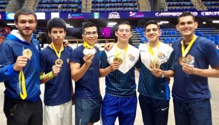 Karatecas salvadoreños reaccionan a la suspensión del Preolímpico en Francia 0 (0)