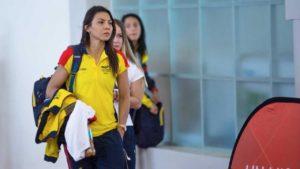 Cordobesa Stella Urango ganó cupo en Selección Nacional Olímpica de Karate