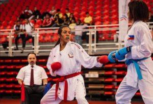 Selección de Karate no pudo avanzar en torneo de Austria