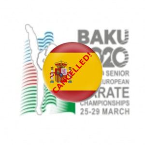 España no viajará al Europeo de Bakú de karate y pide que se aplace