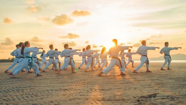 Karate: el deporte para estar en forma que no habías pensado