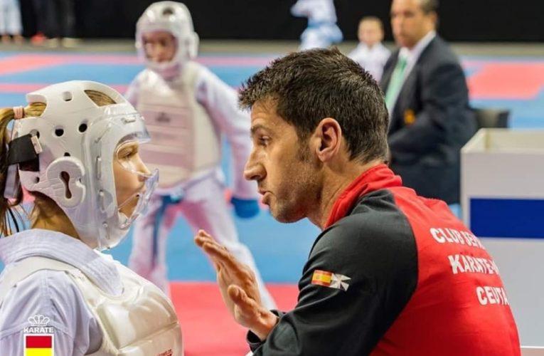 """Cristóbal Mateo: el Covid19 """"ha venido en el peor momento posible para el Karate"""""""