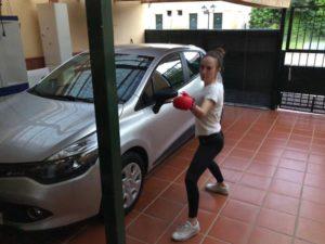 Nidia García Moya no baja la guardia