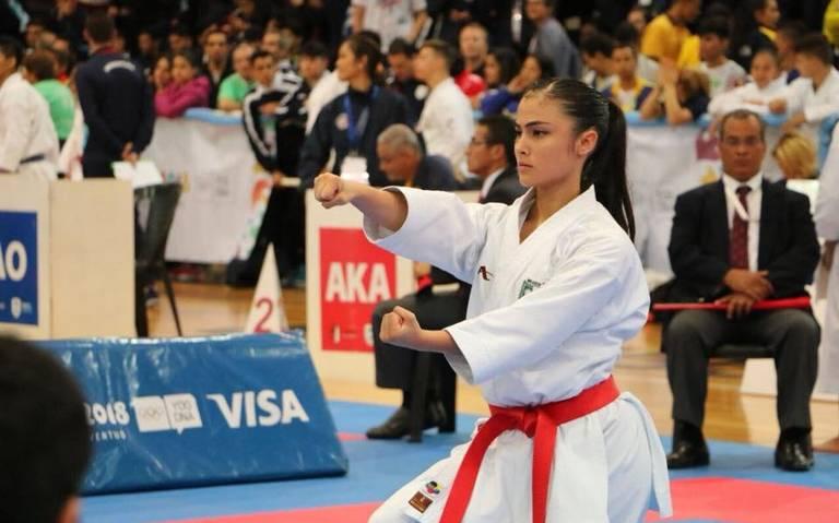 Se recupera Pamela Contreras para cumplir sueño en Tokio 2021