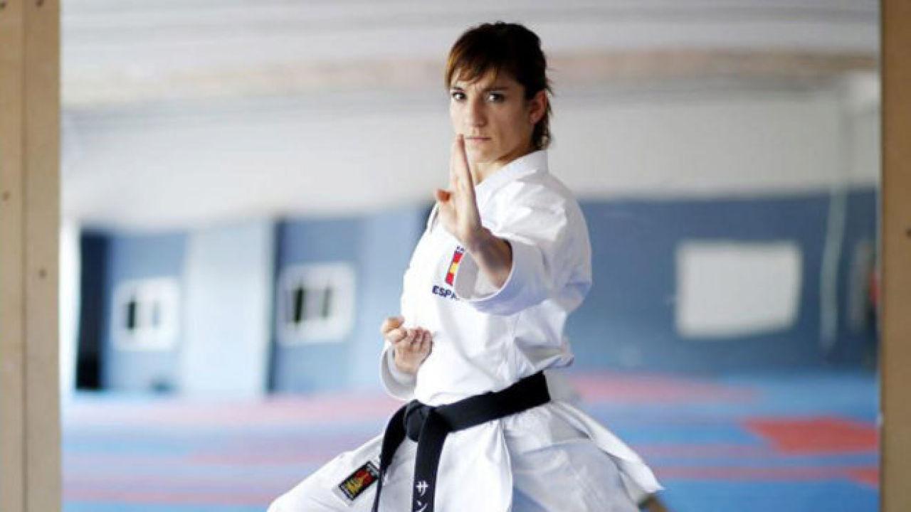 """Sandra Sánchez: """"Que los JJOO sean en 2021 es una oportunidad para entrenar y llegar más fuerte"""""""