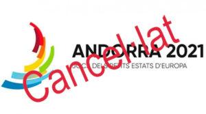 Los Juegos de los Pequeños Estados del 2021 en Andorra no se celebrarán