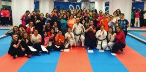 Master Class solidaria de la FAK