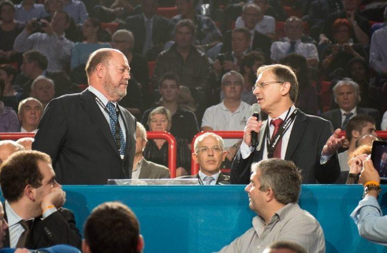 """Francis Didier: """"Se debe crear una liga profesional para el futuro del Karate"""""""