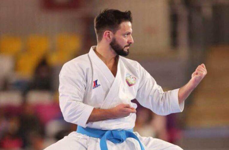 Antonio Díaz reinició sus entrenamientos para los Juegos Olímpicos 0 (0)