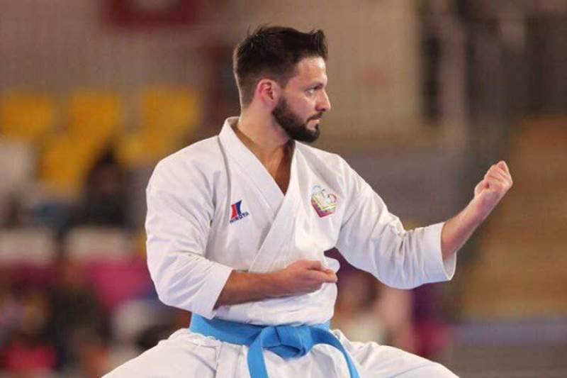 Antonio Díaz reinició sus entrenamientos para los Juegos Olímpicos