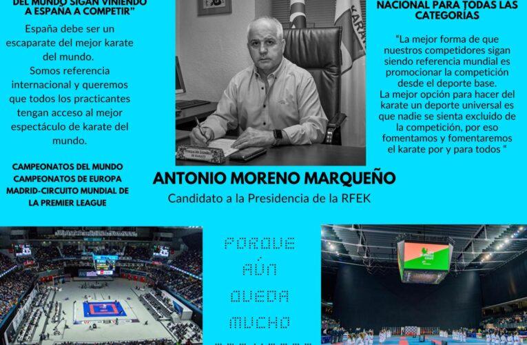 Entrevista a Antonio Moreno Marqueño