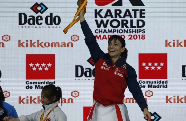 """Sandra Sánchez espera que Tokio 2021 """"remueva conciencias"""" 0 (0)"""