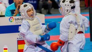 Nueve karatekas aguileños, seleccionados para una concentración de la Selección Murciana