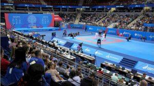 El karate será parte de los Juegos Europeos Polonia 2023