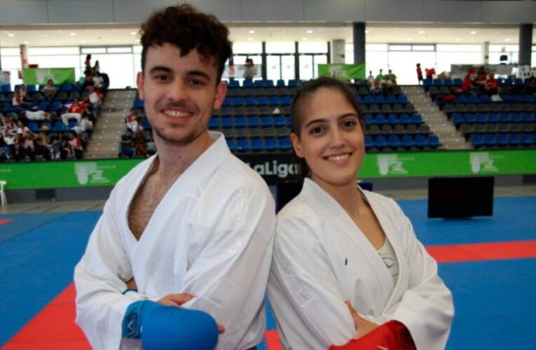 Ruth Lorenzo y Xavier Santos, convocados