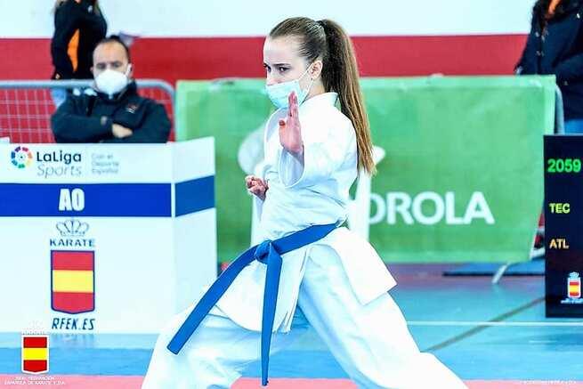 La Karateca Torrijeña Ainara Gómez-Hidalgo se lleva el bronce en la II fase de la Liga Nacional de Karate 0 (0)