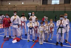 El karate se suma a la vuelta