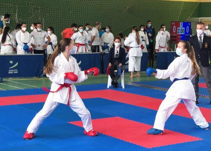 El karate cordobés consigue 5 medallas en el Campeonato de Andalucía 0 (0)