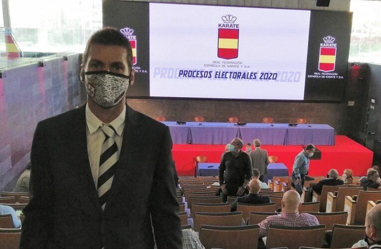 Ceuta no faltó a la reelección del presidente de la Federación Española de Kárate 0 (0)