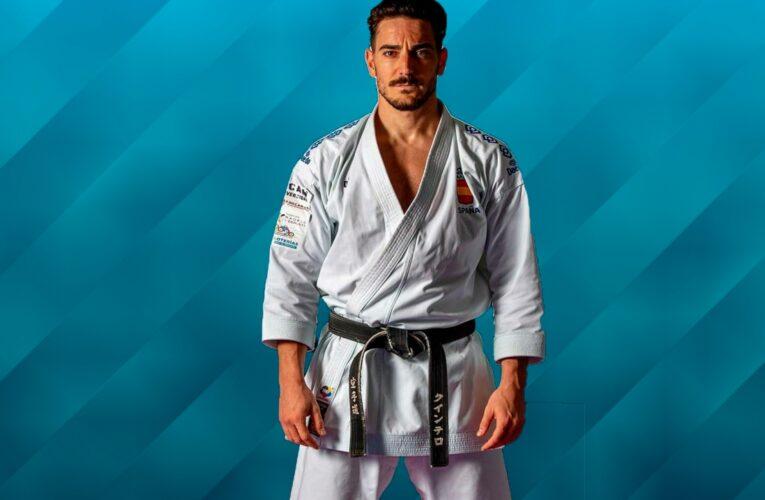 Hablamos de karate con Damián Quintero