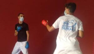 El karate lanzaroteño compite a en categoría nacional