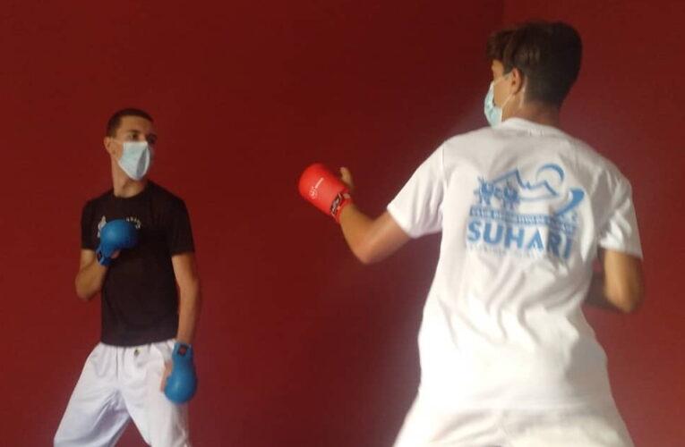 El karate lanzaroteño compite a en categoría nacional 0 (0)